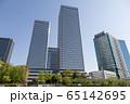 ビル 都市 風景 都会 65142695