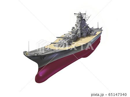 艦船 戦艦大和 フルハル 65147340