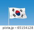 韓国国旗 65154128