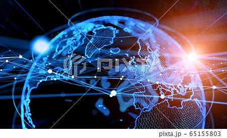 グローバルネットワーク  65155803