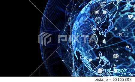 グローバルネットワーク  65155807