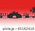 杭州 西湖の 涌金橋  65162410