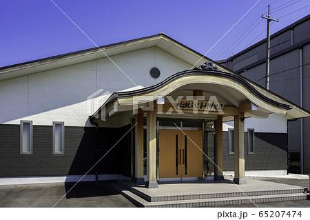 奈義町 伝統文化等研修施設 岡山県勝田郡奈義町 65207474