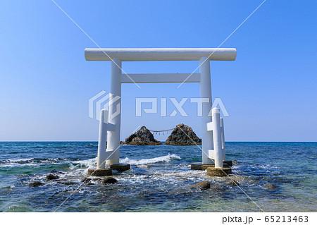 福岡_桜井二見ヶ浦の夫婦岩 65213463