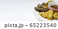 Thai food chill paste with mackerel fish 65223540