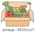 野菜 箱入り 65251117