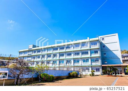 長崎市立式見中学校閉校 歴史的記録 【長崎市 】 65257521