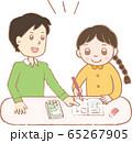 家庭学習(親子)2 65267905