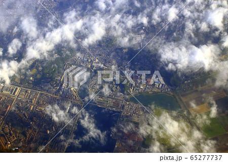 上空より望む:東福山(工業地帯) 65277737