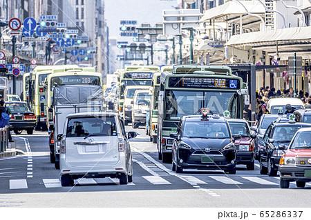 京都 路線バス 四条通 65286337