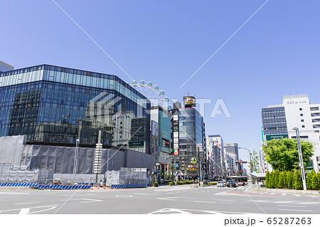 名古屋市中区・栄 栄交差点  日本生命栄町ビル 65287263