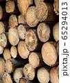 Background image, wood pile 65294013