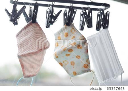 マスク 再 利用 洗濯