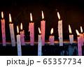 蝋燭 65357734
