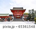 京都 伏見稲荷 65361548