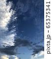 多摩川の青空4 65375341