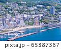 (静岡県)熱海のホテル街 65387367