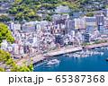 (静岡県)熱海のホテル街 65387368