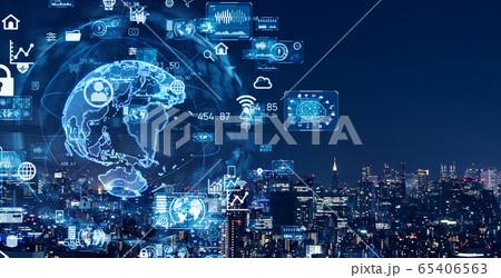 グローバルネットワーク  65406563