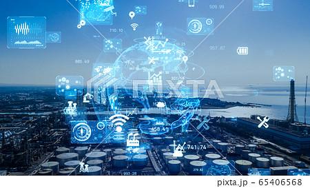 産業とテクノロジー 65406568
