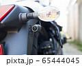 バイク用ドライブレコーダー 前後ドラレコ・リアカメラ 65444045