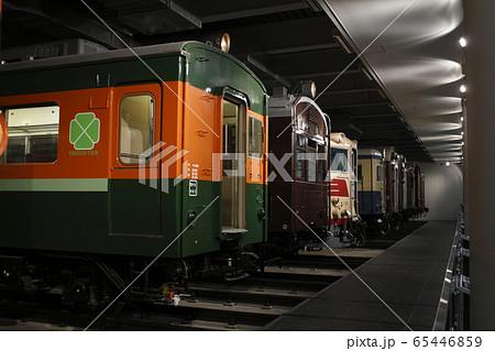 リニア・鉄道館にて(収蔵車両エリア) 65446859