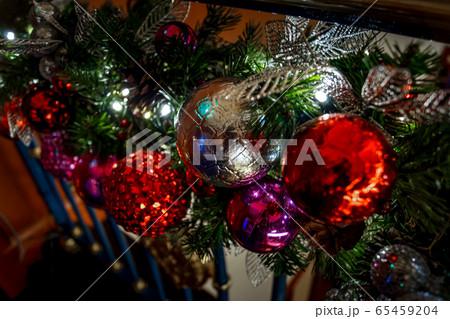 クリスマスツリーの装飾のイメージ 65459204