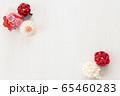つまみ細工の簪 背景用 65460283