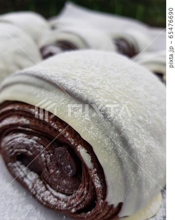おいしい デザート チョコレート 65476690
