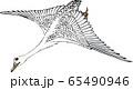 浮世絵 鳥 その14 65490946