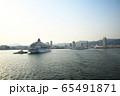 飛鳥2 神戸港入港 65491871