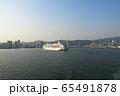 飛鳥2 神戸港入港 65491878