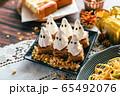 ハロウィン 料理 スイーツ 65492076