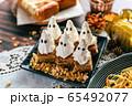 ハロウィン 料理 スイーツ 65492077