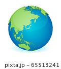 地球儀 65513241
