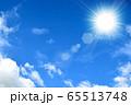 夏の空 65513748