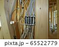 新築住宅の電気配線 65522779