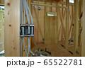 新築住宅の電気配線 65522781