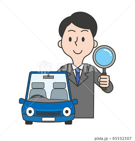 車 査定 男性 買取 中古車 65532507