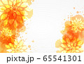 Abstract floral background 65541301