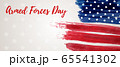 Armed forces day - USA holiday 65541302