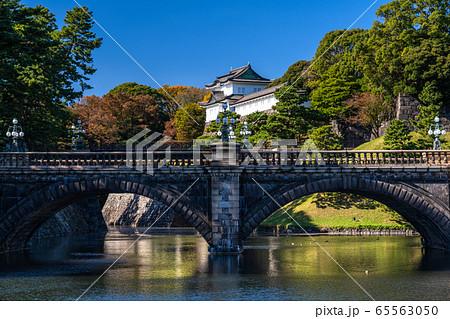 《東京都》皇居外苑・伏見櫓 65563050