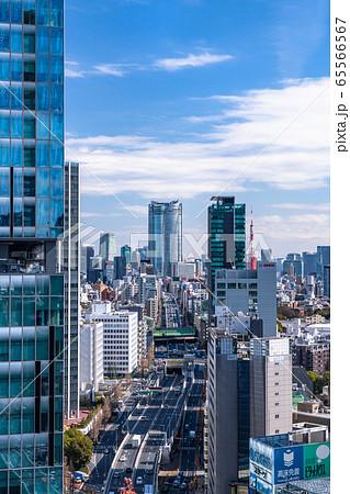 《東京都》東京都市風景・港区方面 65566567