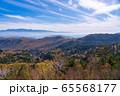 (長野県)御岳ロープウェイ 眼下の景色 65568177