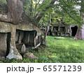 松島・雄島 ゲームに出てきそうな遺跡群の風景 65571239