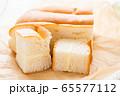 牛乳パン 65577112