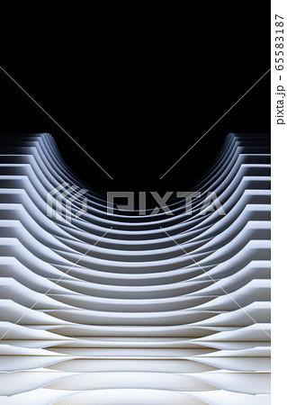 デザインペーパークラフト(イメージ写真) 65583187