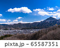 《埼玉県》秩父市の眺め・ミューズパーク旅立ちの丘 65587351