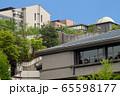 京都産業大学のキャンパス(青空合成) 65598177