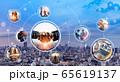 ビジネスネットワーク 65619137
